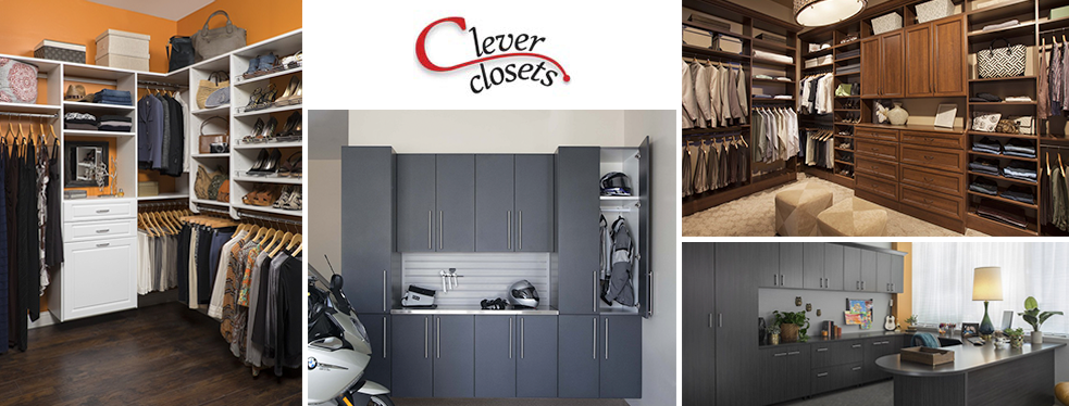 Clever Closets Inc | Home Improvements In 5484 Waldon Rd   Village Of  Clarkston MI   Reviews   Photos   Phone Number