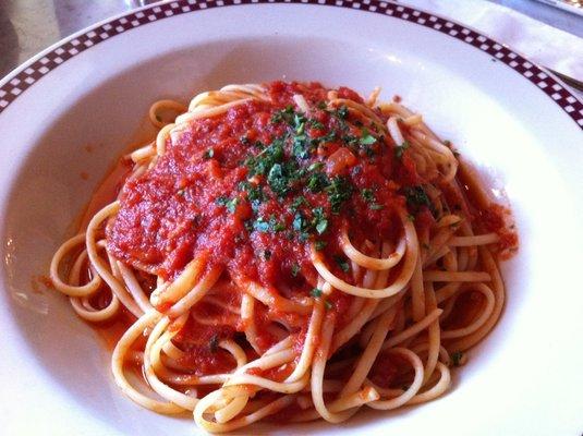 filetto di pomodoro revolver con la pasta ya spaghetti al filetto di ...