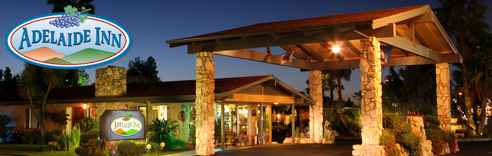 Adelaide Inn   Hotels in 1215 Ysabel St - Paso Robles CA - Reviews - Photos - Phone Number