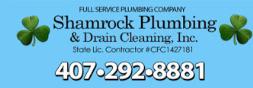 Shamrock Plumbing & Drain Cleaning Inc - Orlando, FL