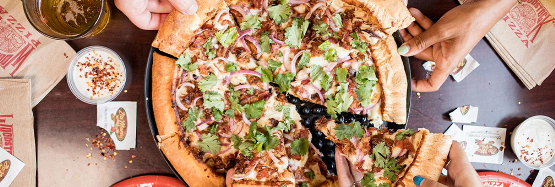 Woodstock's Pizza Isla Vista reviews | Gluten-Free at 928 Embarcadero del Norte - Isla Vista CA