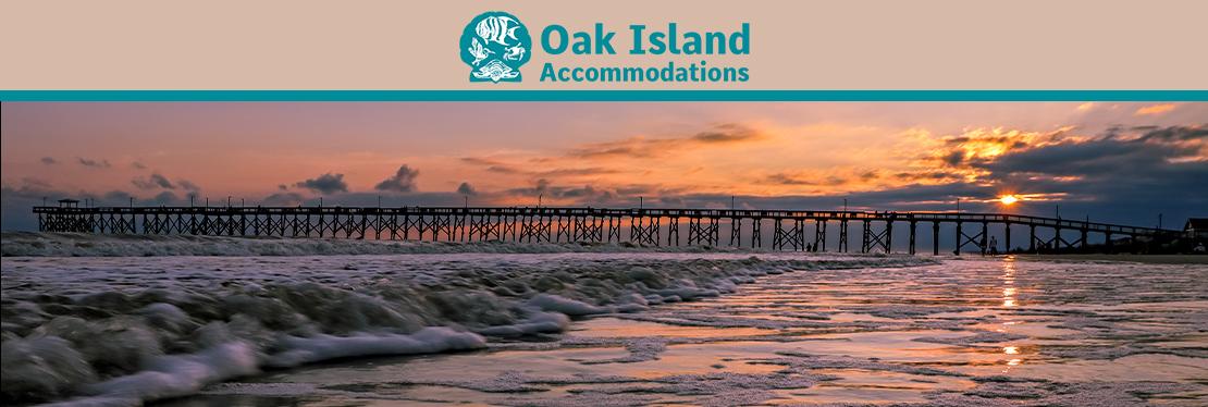 Oak Island Accommodations reviews | Real Estate Agents at 8901 East Oak Island Drive - Oak Island NC