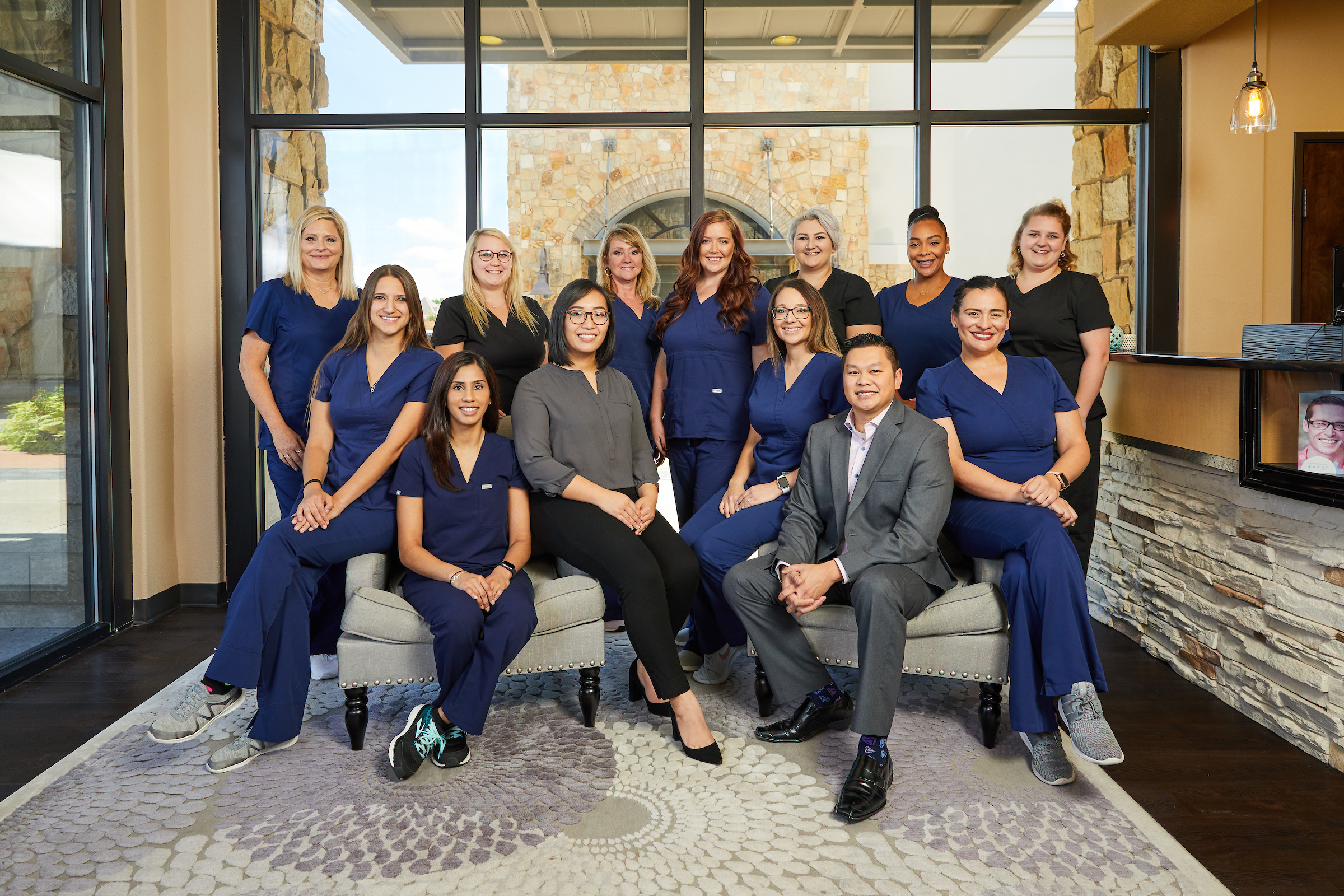 Prestige Family Dentistry reviews | Cosmetic Dentists at 4251 Cross Timbers Rd - Flower Mound TX