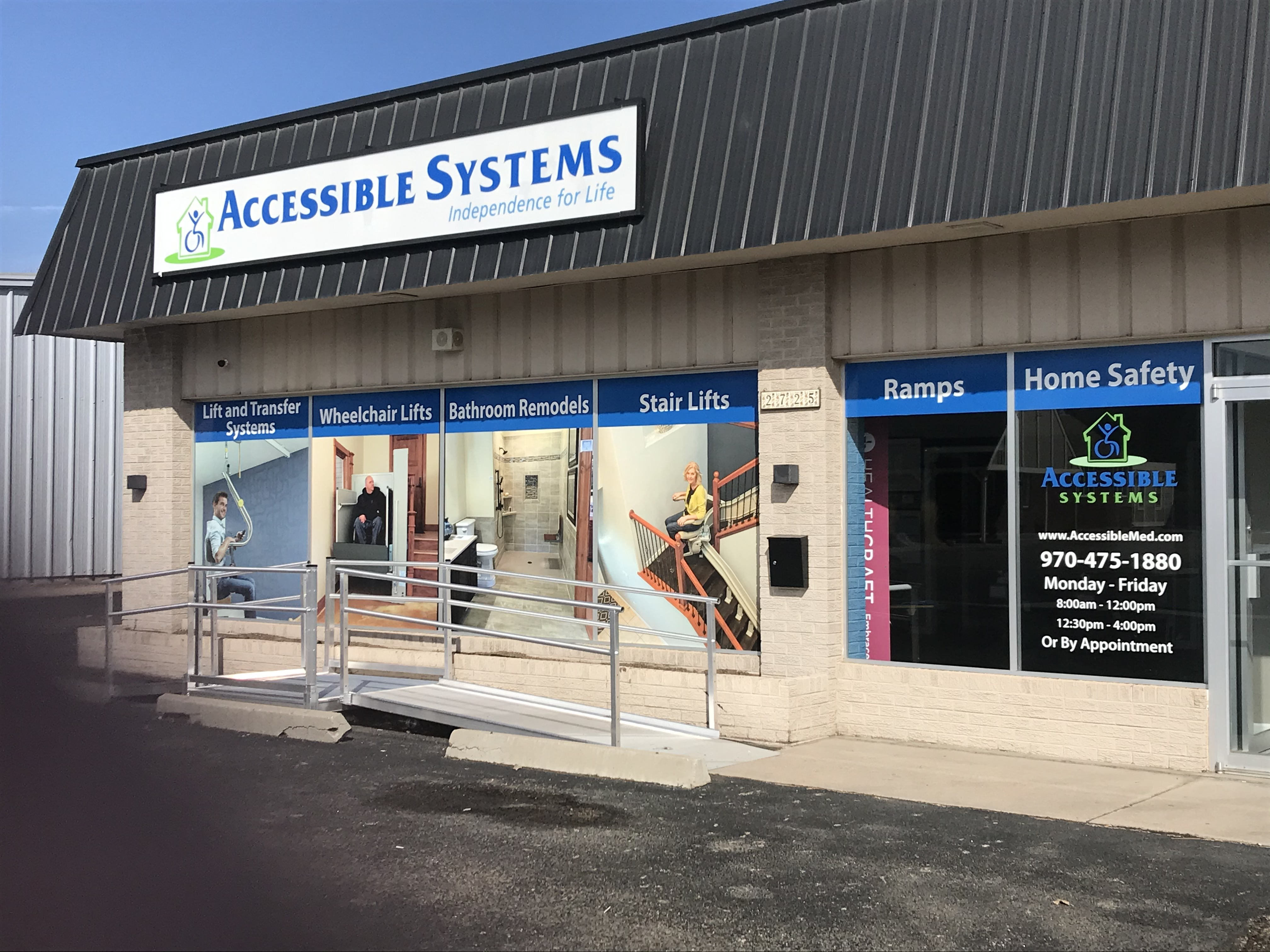 Accessible Systems of Northern Colorado reviews | Contractors at 2725 11th Street Road - Greeley CO