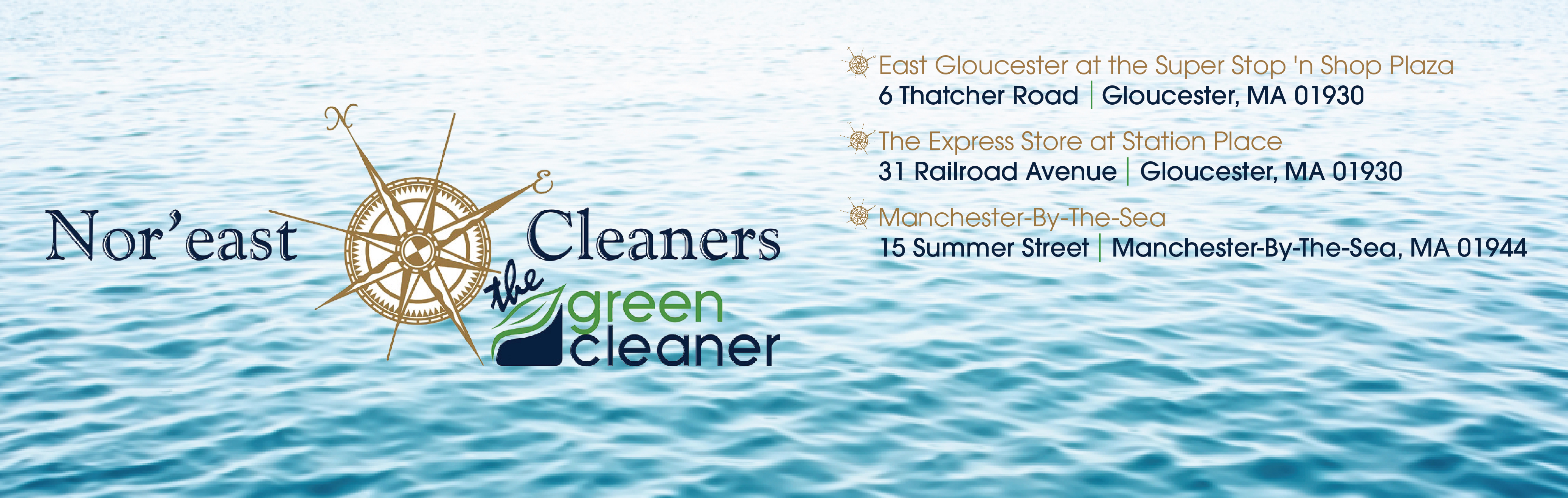 Nor'east Cleaners | Dry Cleaning & Laundry in 6 Thatcher Rd - Gloucester MA - Reviews - Photos - Phone Number