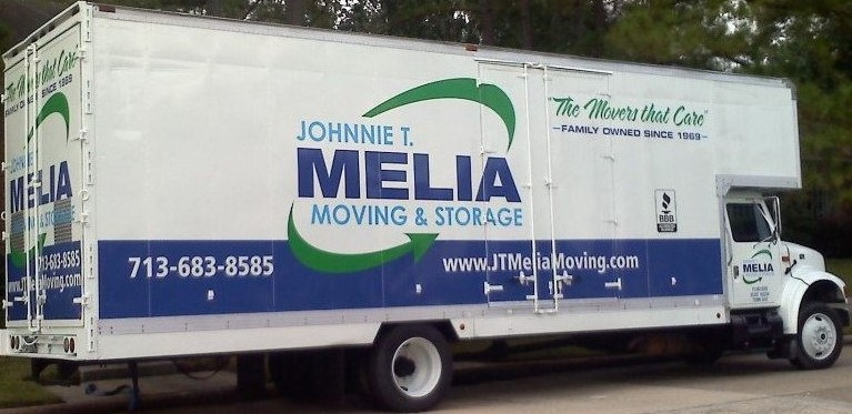 Johnnie T Melia Moving & Storage reviews | Movers at 2527 Fairway Park Dr - Houston TX
