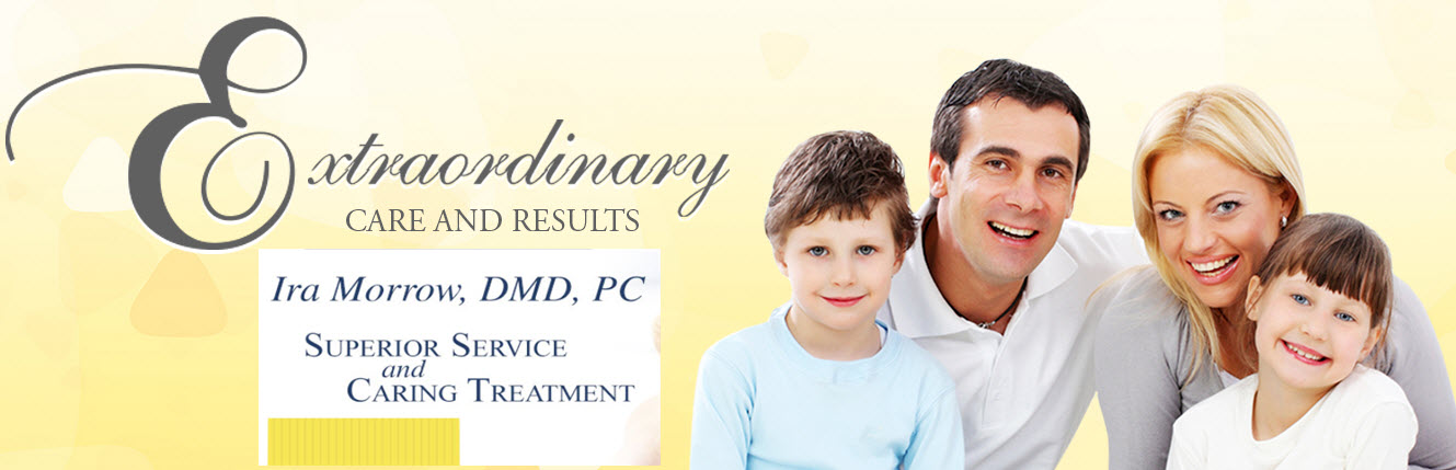 Dr. Ira S. Morrow, DMD reviews | Dental at 900 N Broadway - Yonkers NY