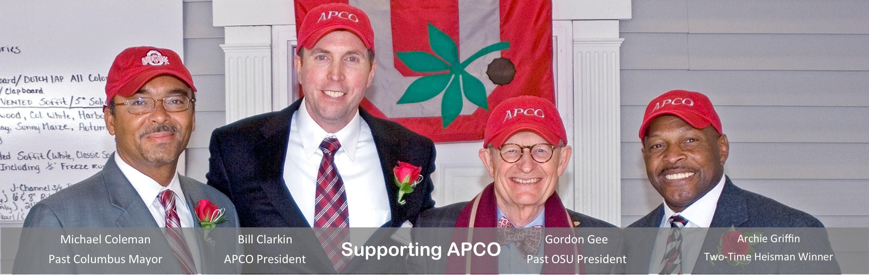 APCO reviews | Siding at 777 Michigan Ave - Columbus OH