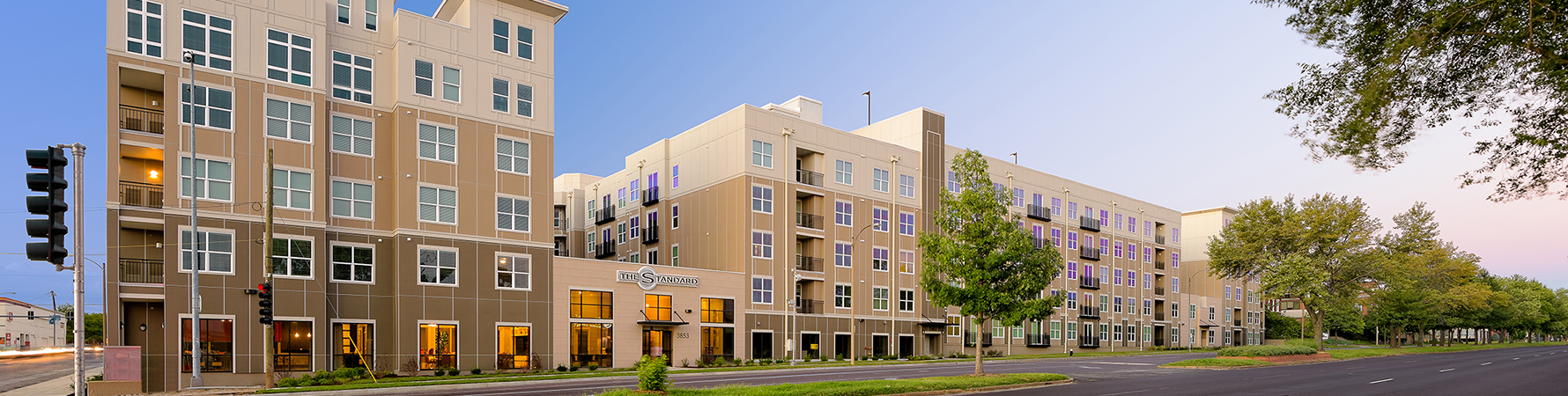 The Standard St. Louis reviews | Apartments at 3853 Forest Park Ave - St. Louis MO