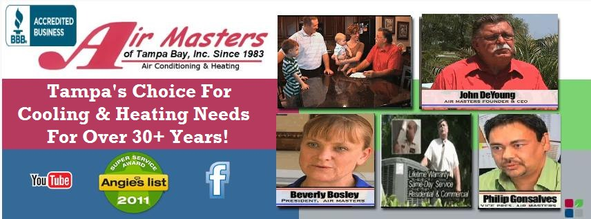 Air Masters of Tampa Bay reviews | Contractors at 4830 N Florida Ave - Tampa FL