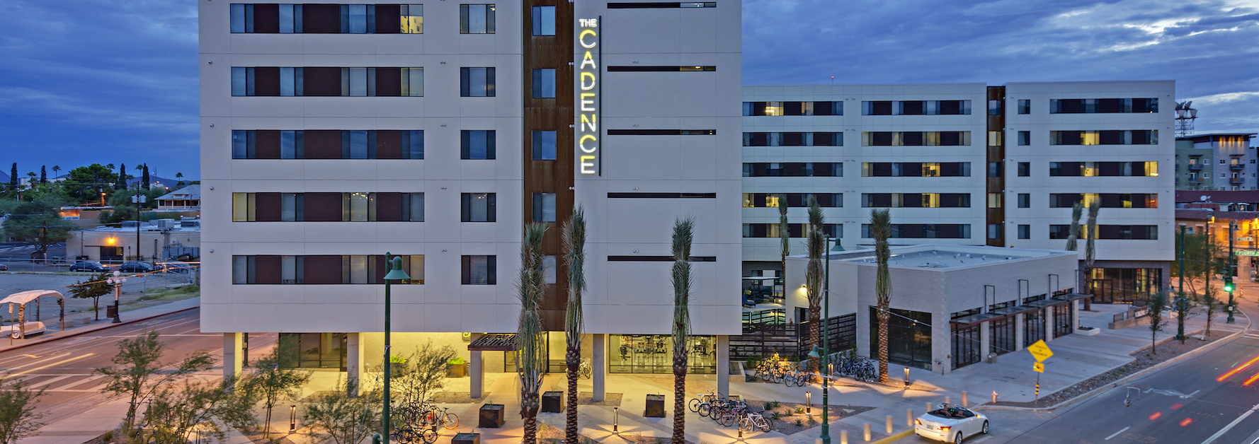 The Cadence | Apartments in 350 EAST CONGRESS STREET, - TUCSON AZ - Reviews - Photos - Phone Number