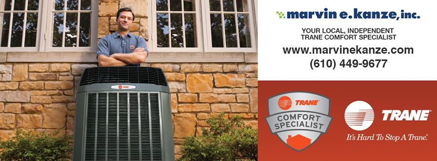 marvin e. kanze, inc. reviews | Heating & Air Conditioning/HVAC at 1395 Lawrence Rd - Havertown PA
