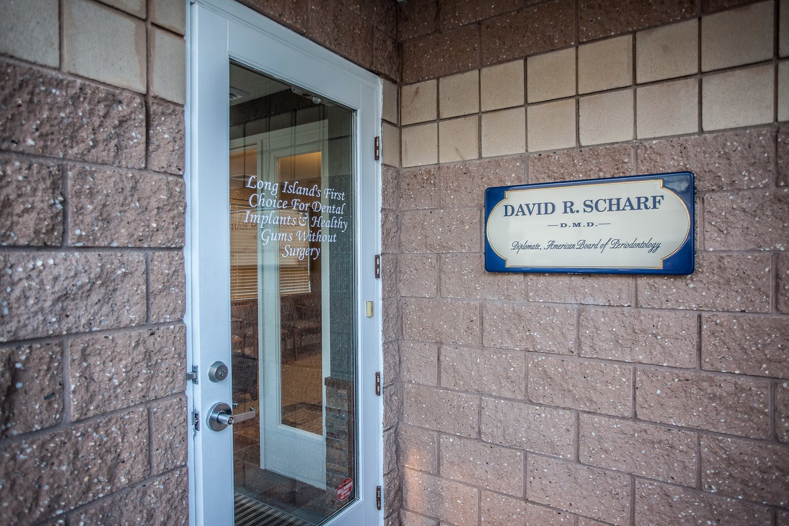 Dr. David Scharf reviews | Periodontists at 98 East Main Street - Babylon NY