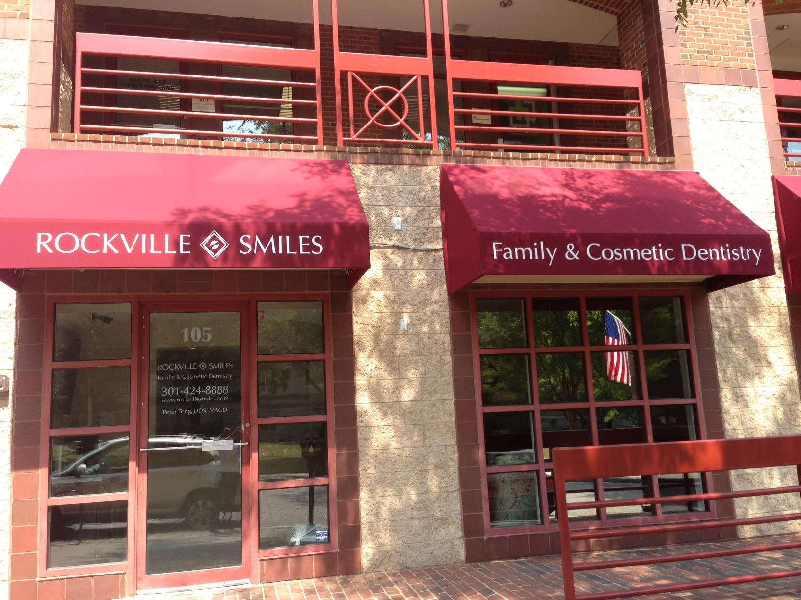 Rockville Smiles | Dentists at 20 Courthouse Square - Rockville MD - Reviews - Photos - Phone Number