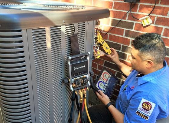 AC Comfort reviews | Heating & Air Conditioning/HVAC at 18037 W. Little York Rd Suite K - Katy TX