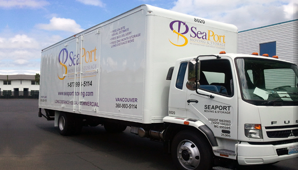 SeaPort Moving & Storage | Movers at 2501 SE Columbia Way #110 - Vancouver WA - Reviews - Photos - Phone Number