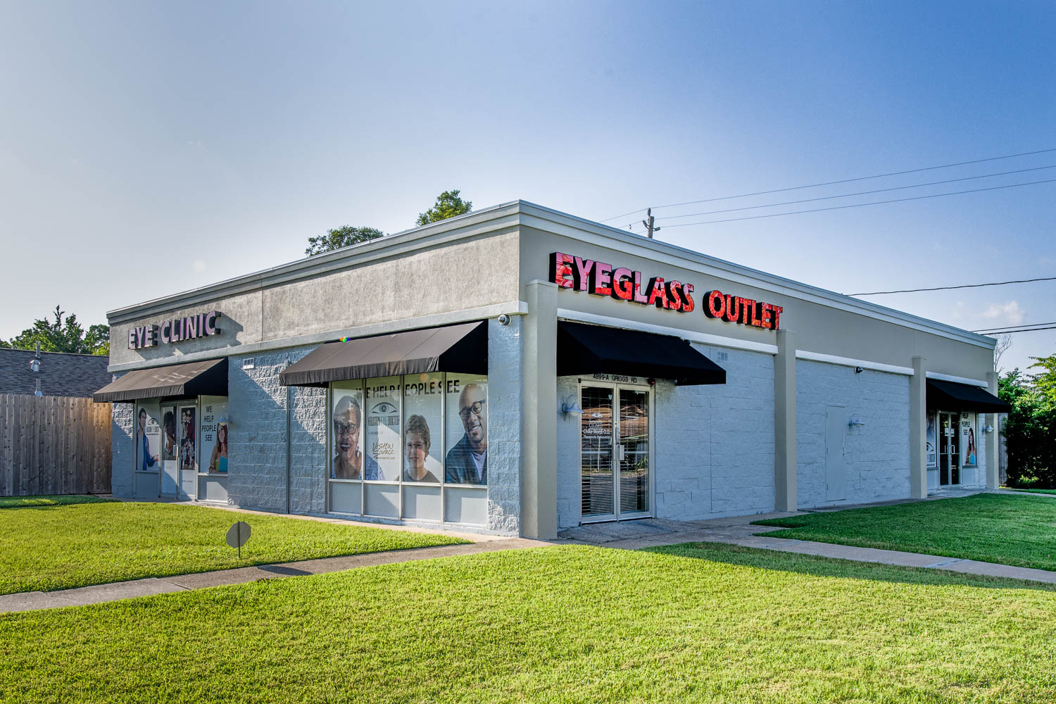 Houston Eye Doctor | Optometrists at 4899 Griggs Rd - Houston TX - Reviews - Photos - Phone Number