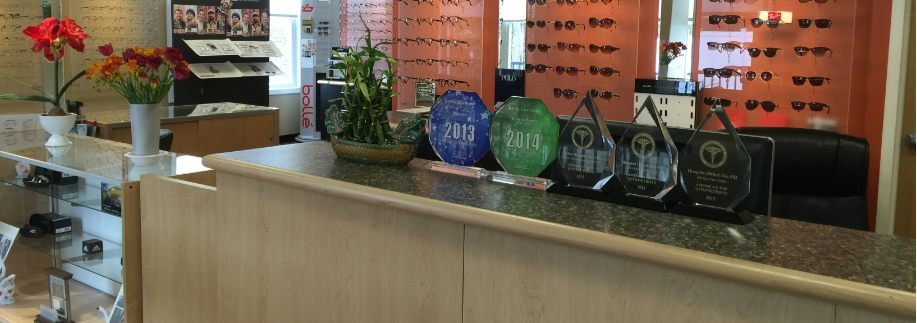 HB Eye Care Center reviews | Optometrists at 242 Woodland St #210 - West Boylston MA