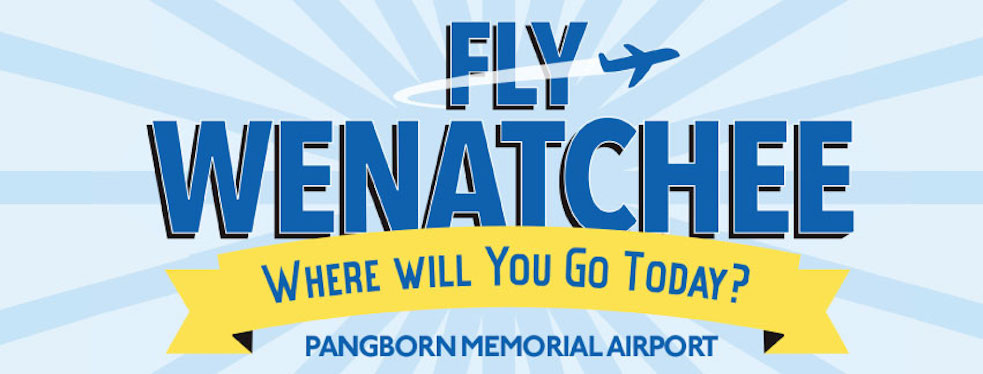 Pangborn Memorial Airport reviews | Airlines at 1 Pangborn Drive - East Wenatchee WA