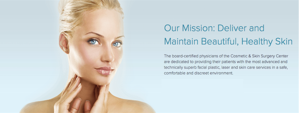 The Cosmetic & Skin Surgery Center reviews | Cosmetic Surgeons at 63 Thomas Johnson Drive - Frederick MD