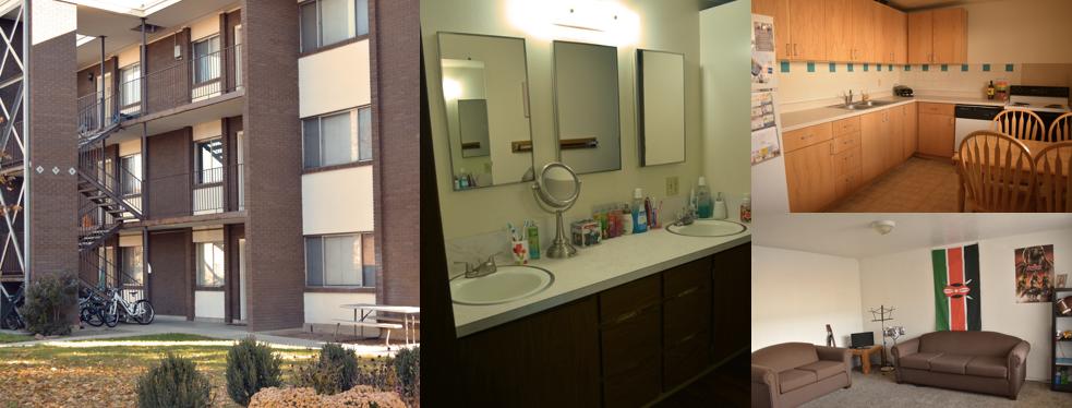 Brookview Apartments reviews | Apartments at 442 N 400 E - Provo UT