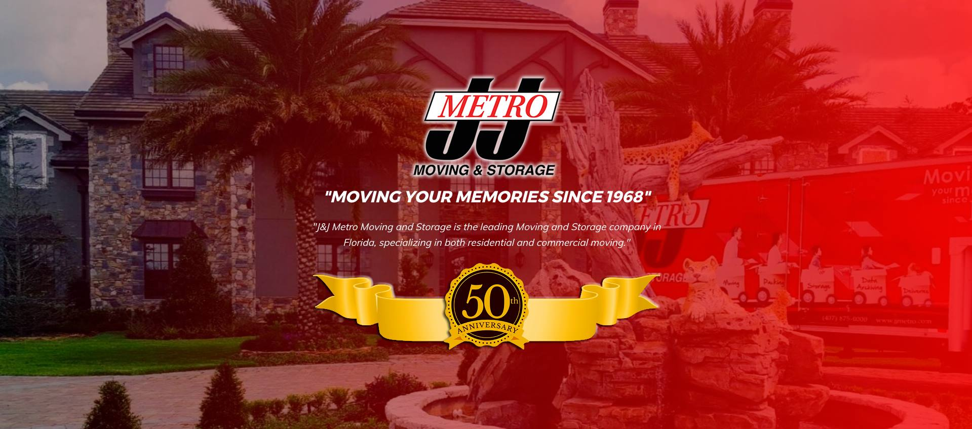 J&J Metro Moving and Storage reviews | Transportation Services at 1101 West Kennedy Boulevard - Orlando FL