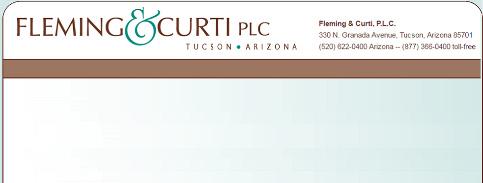 Fleming & Curti PLC reviews | Estate Planning Law at 330 N Granada Ave - Tucson AZ