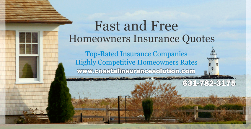 winning best rated homeowners insurance. Coastal Insurance Solutions  at 333 Route 25A Rocky Point NY