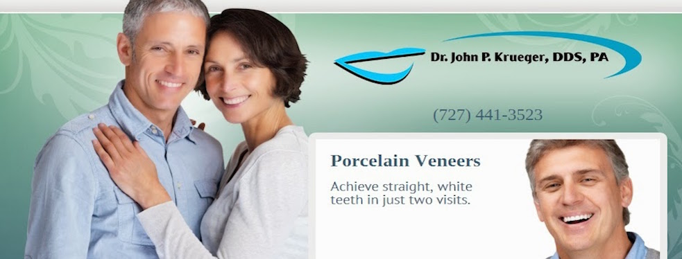 John P. Krueger, DDS, PA reviews | Cosmetic Dentists at 1651 Rainbow Dr - Clearwater FL