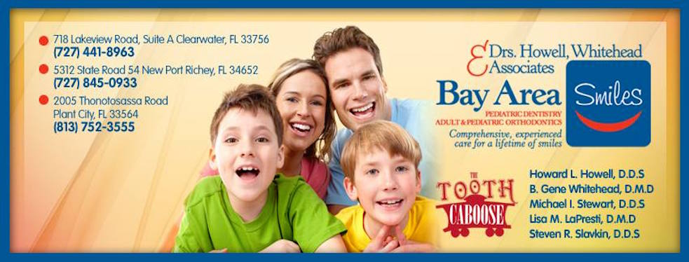 Bay Area Smiles reviews | Dentists at 718 Lakeview Rd - Clearwater FL