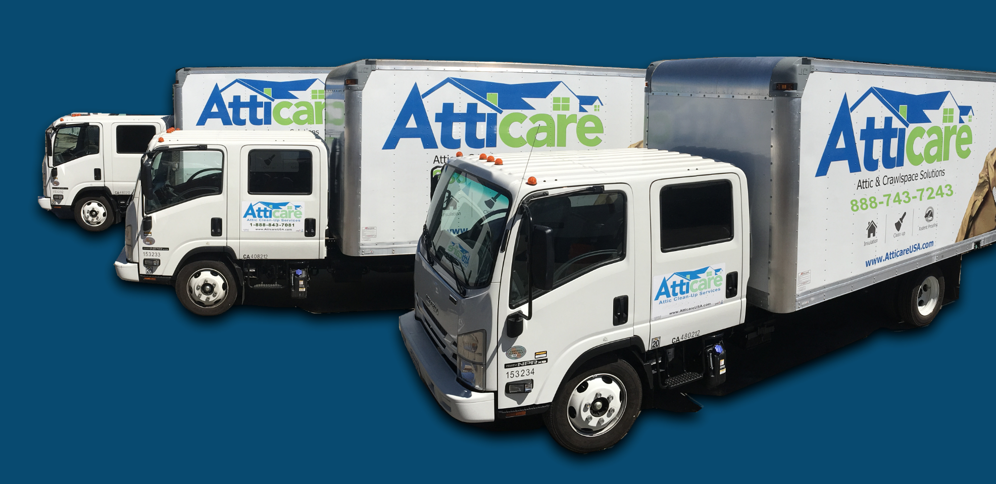 Atticare Corp. reviews | Insulation Installation at 591 Montague Ave - San Leandro CA