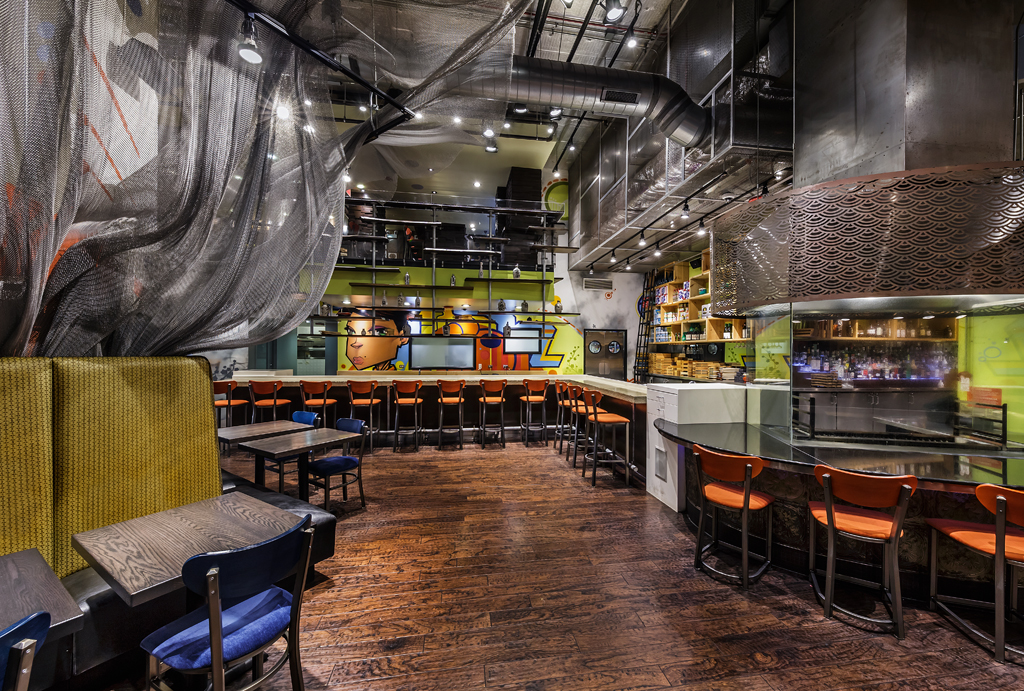 Union Sushi + Barbeque Bar | Asian Fusion At 230 West Erie St.   Chicago IL