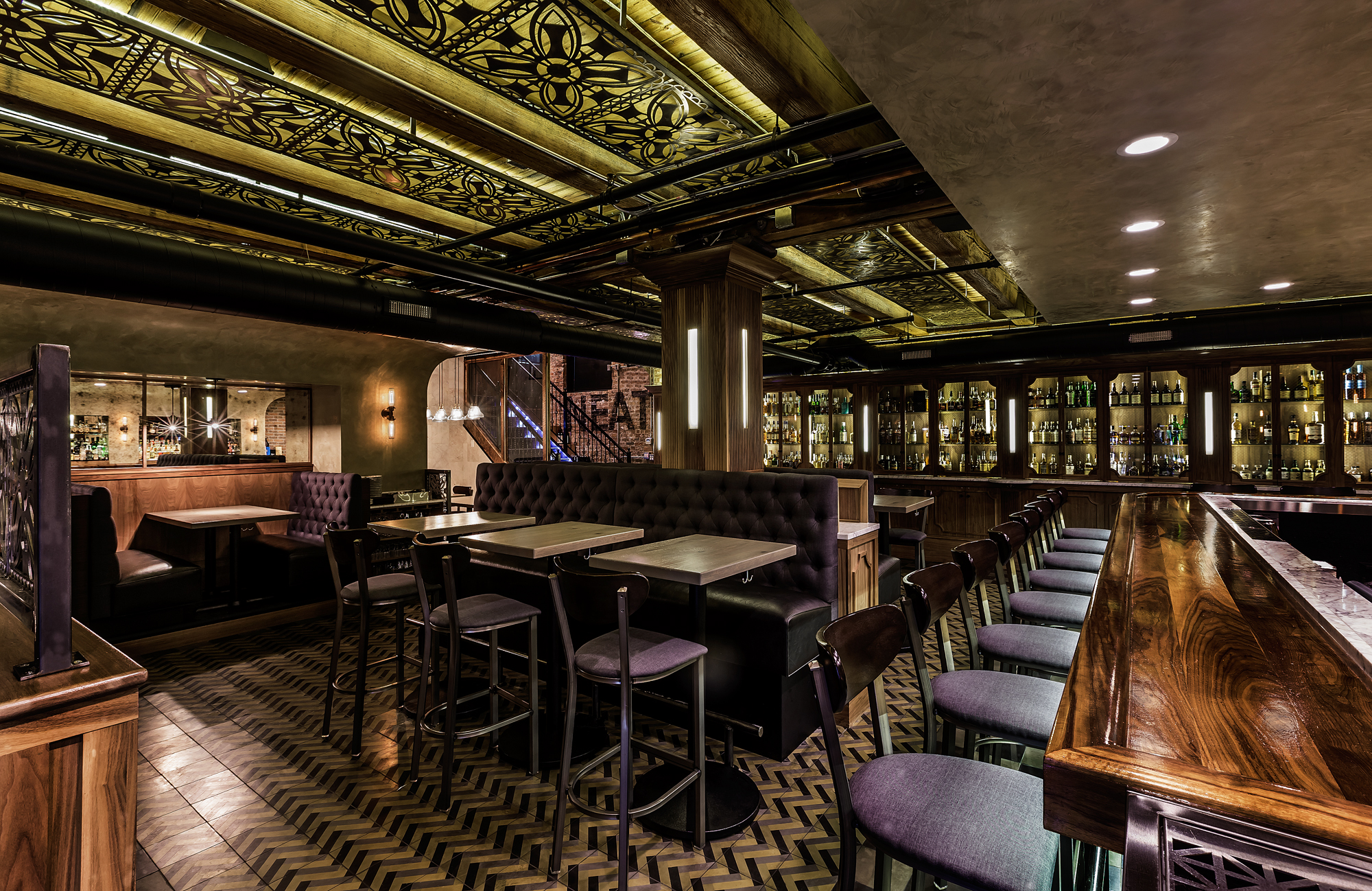 The Franklin Room | American (New) at 675 N Franklin Street ...