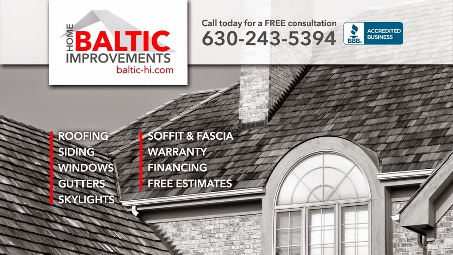 Baltic Exteriors Inc. reviews | Roofing at 760 N. Frontage Rd. Ste 101 - Willowbrook IL