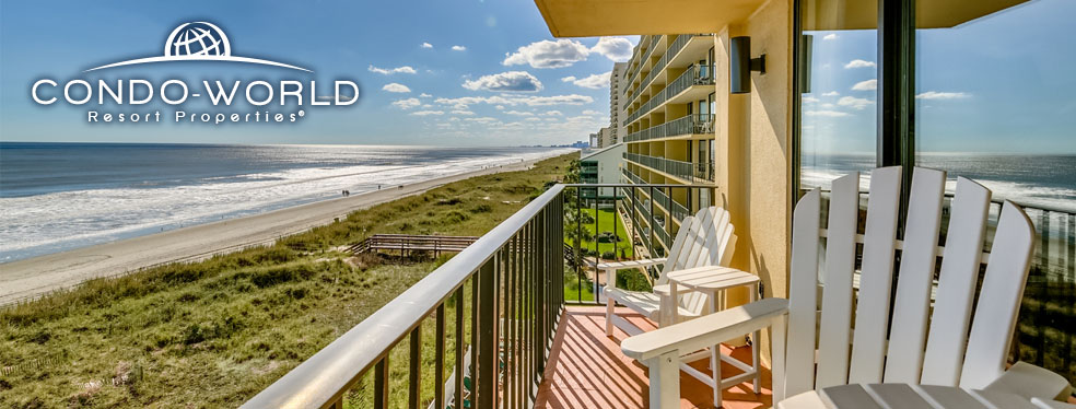 Condo-World reviews | Condominiums at 311 17th Ave South - North Myrtle Beach SC