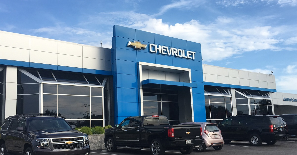 JBA Chevrolet reviews | Automotive at 7327 Ritchie Hwy - Glen Burnie MD