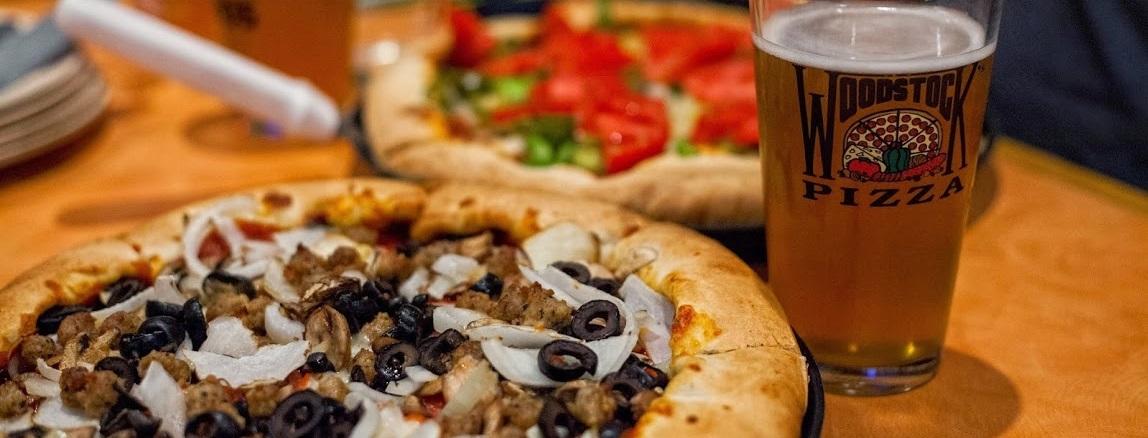 Woodstock's Pizza Santa Cruz reviews | Restaurants at 710 Front Street - Santa Cruz CA