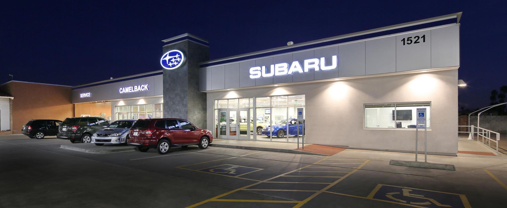 Camelback Subaru Reviews Auto Repair At 1521 E Camelback