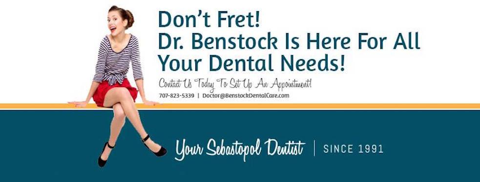 Benstock, Scott, Dds - Benstock Dental Care - Sebastopol, CA