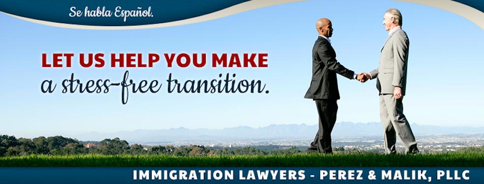 Perez & Malik, PLLC reviews | Immigration Law at 12042 Blanco Rd. - San Antonio TX