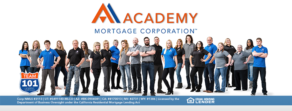 Academy Mortgage Team 101
