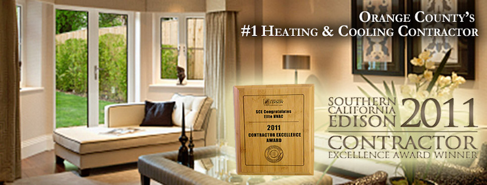 Elite HVAC | Heating & Air Conditioning/HVAC at 336 N Lincoln Street - Orange CA - Reviews - Photos - Phone Number