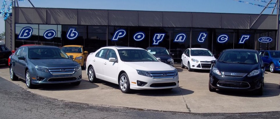 Bob Poynter Ford reviews | Auto Repair at 526 S Jackson Park Dr - Seymour IN