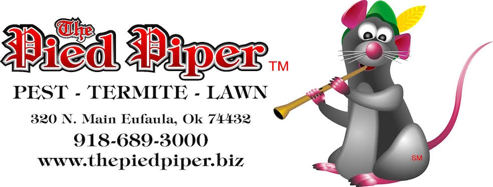 Pied Piper Pest, Termite & Lawn Service reviews | Pest Control at 320 North Main Street - Eufaula OK