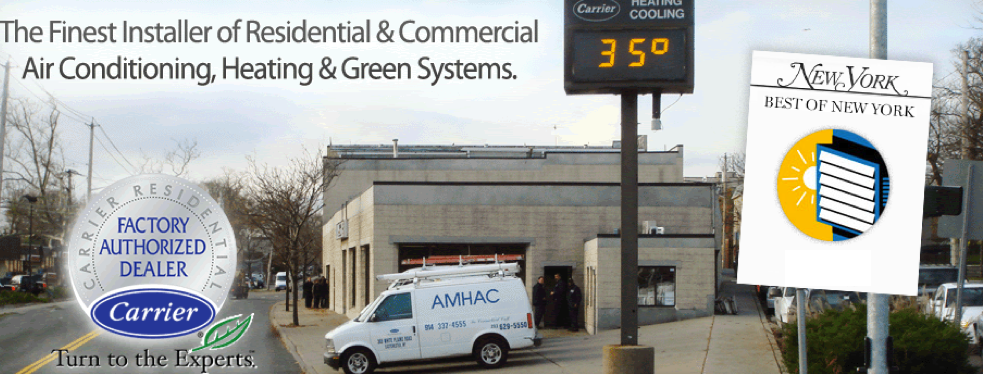 AMHAC reviews | Heating & Air Conditioning/HVAC at 365 White Plains Road - Eastchester NY