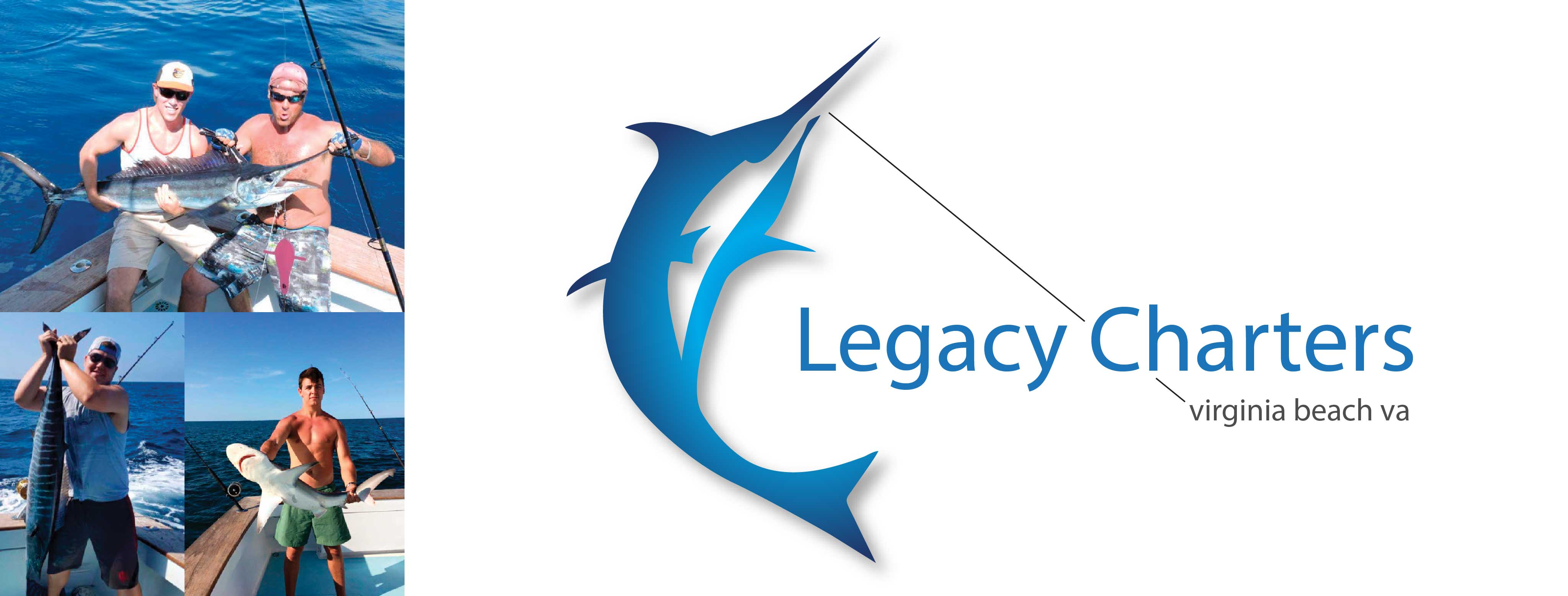 Legacy Charters | Fishing in Rudee Inlet Station Marina - Virginia Beach VA - Reviews - Photos - Phone Number
