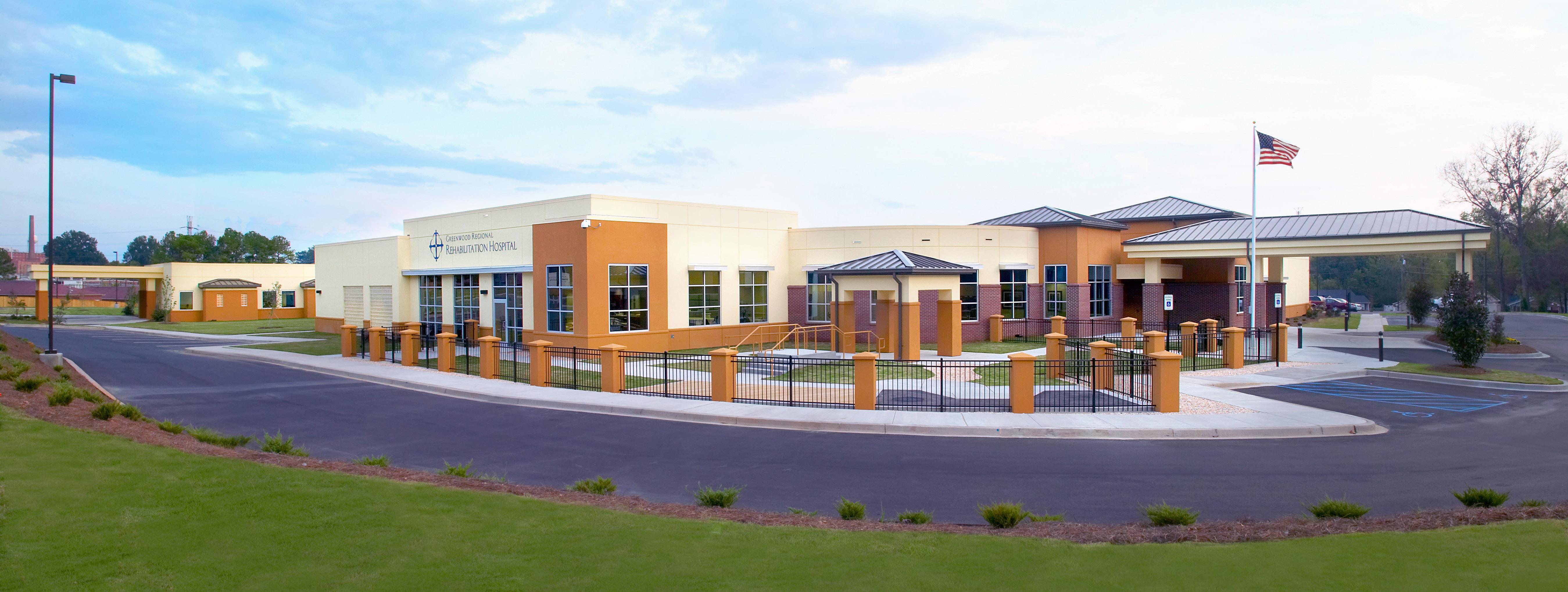 Greenwood Regional Rehabilitation Hospital reviews | Hospitals at 1530 Parkway Road - Greenwood SC