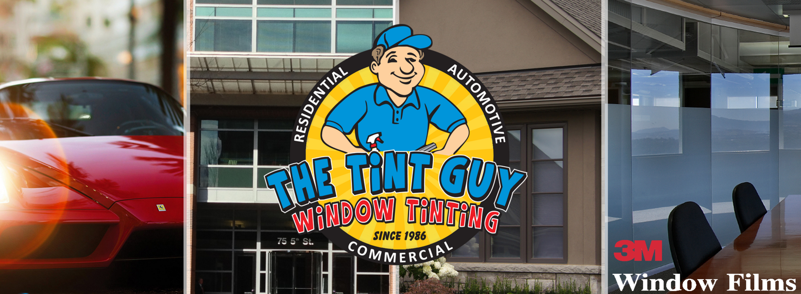 The Tint Guy Window Tinting reviews | Auto Glass Services at 10262 Main St - Woodstock GA