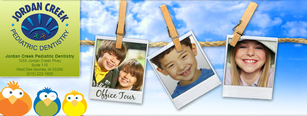 Jordan Creek Pediatric Dentistry - West Des Moines, IA