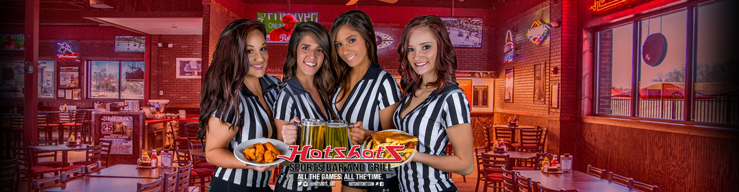 Hotshots Sports Bar & Grill reviews | Chicken Wings at 12664 Dorsett Rd - Maryland Heights MO